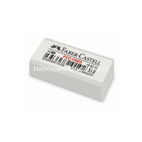 Ластик Faber-Castell, PVC-FREE Eraser