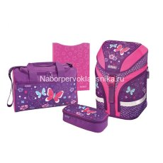 Ранец Herlitz Motion Purple Butterfly 50013654