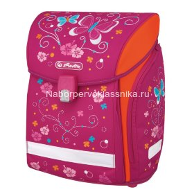 Ранец Herlitz New Midi Butterfly 50007752